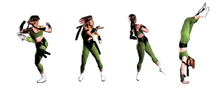 Mortal Kombat HD Remix with MUGEN - Page 421